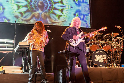 Drei Klassiker - Fotos: Yes in der Phönix-Halle in Mainz